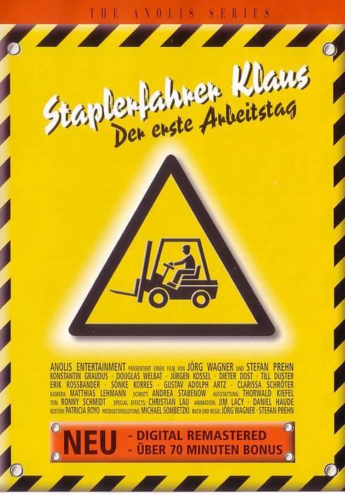 Staplerfahrer Klaus